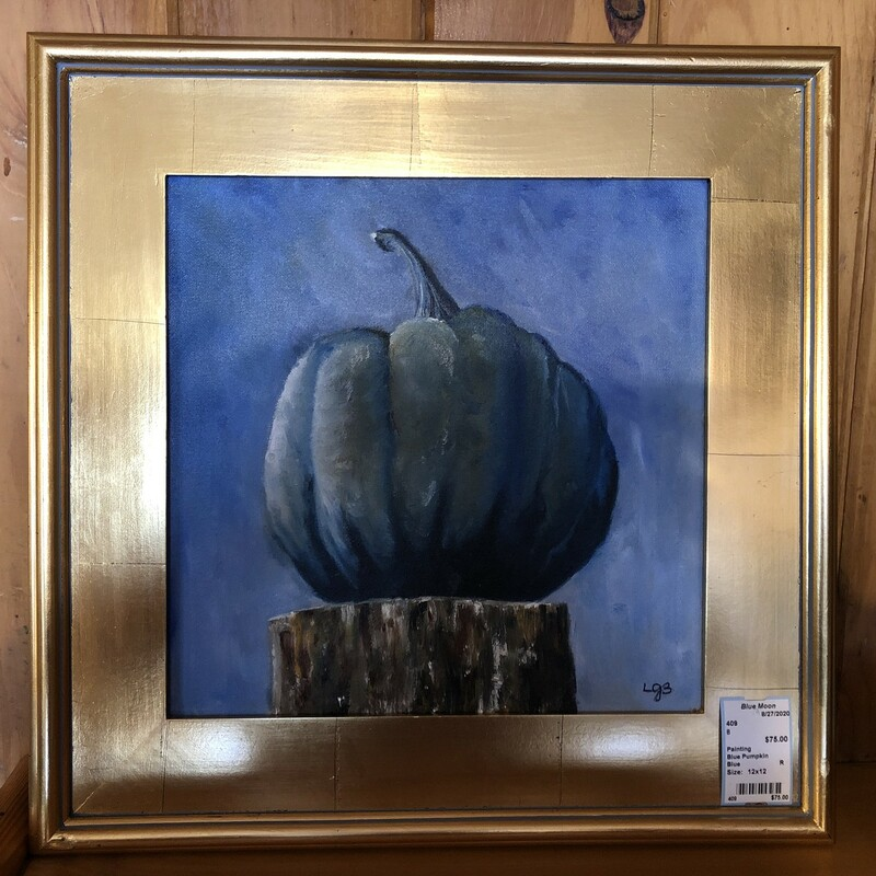 Blue Pumpkin.