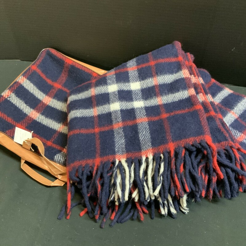 Wool Throw.