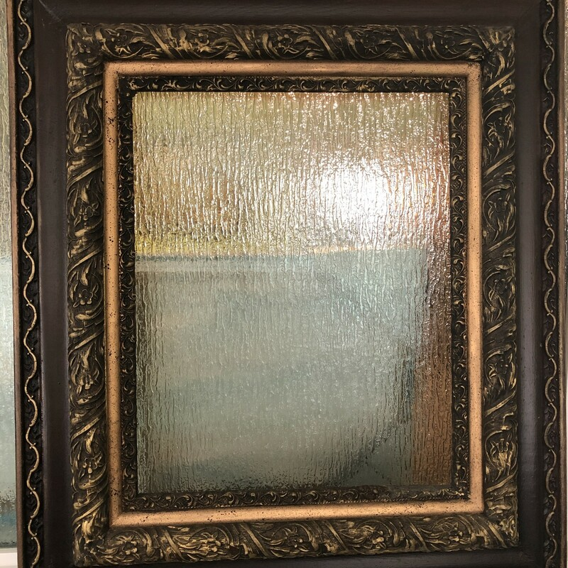 Restored Antique Picture Frame, Size: 27w x 32t