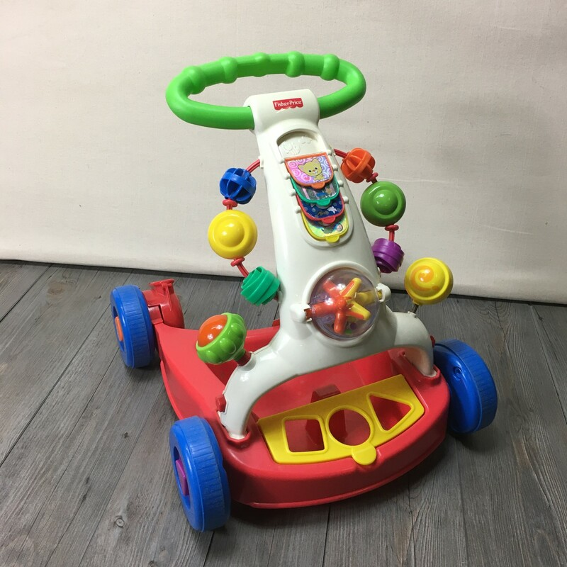Fisher Price Walker.