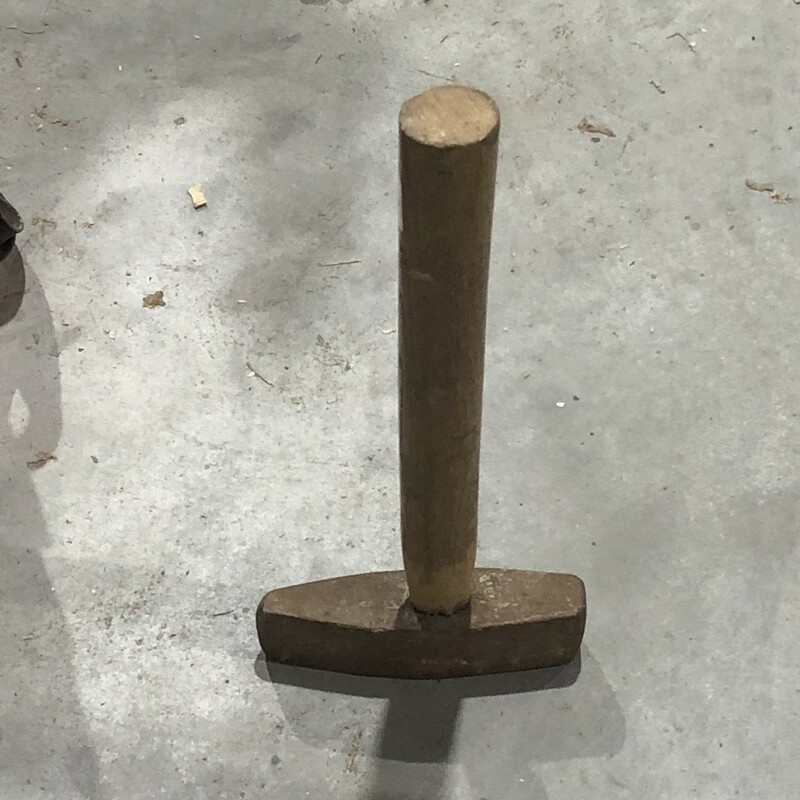 Mini Rock Hammer.