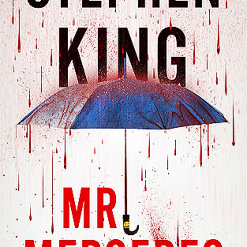 "Audio CD's<br /> <br /> Mr. Mercedes<br /> (Bill Hodges Trilogy #1)<br /> by Stephen King (Goodreads Author)<br /> <br /> In the predawn hours, in a distressed American city, hundreds of unemployed men and women line up for the opening of a job fair. They are tired and cold and desperate. Emerging from the fog, invisible until it is too late, a lone driver plows through the crowd in a stolen Mercedes, running over the innocent, backing up, and charging again. Eight people are killed; fifteen are wounded. The killer escapes.<br /> <br /> Months later, an ex-cop named bill Hodges, still haunted by the unsolved crime, contemplates suicide. When he gets a crazed letter from ""the perk,\"" claiming credit for the murders, Hodges wakes up from his depressed and vacant retirement, fearing another even more diabolical attack and hell-bent on preventing it.<br /> <br /> Brady Hartfield lives with his alcoholic mother in the house where he was born. He loved the feel of death under the wheels of the Mercedes, and he wants that rush again. Only Bill Hodges, with a couple of eccentric and mismatched allies, can apprehend the killer before he strikes again. And they have no time to lose, because Brady's next mission, if it succeeds, will kill or maim thousands.<br /> <br /> Mr. Mercedes is a war between good and evil from the master of suspense whose insight into the mind of this obsessed, insane killer is chilling and unforgettable.<br /> --front flap"