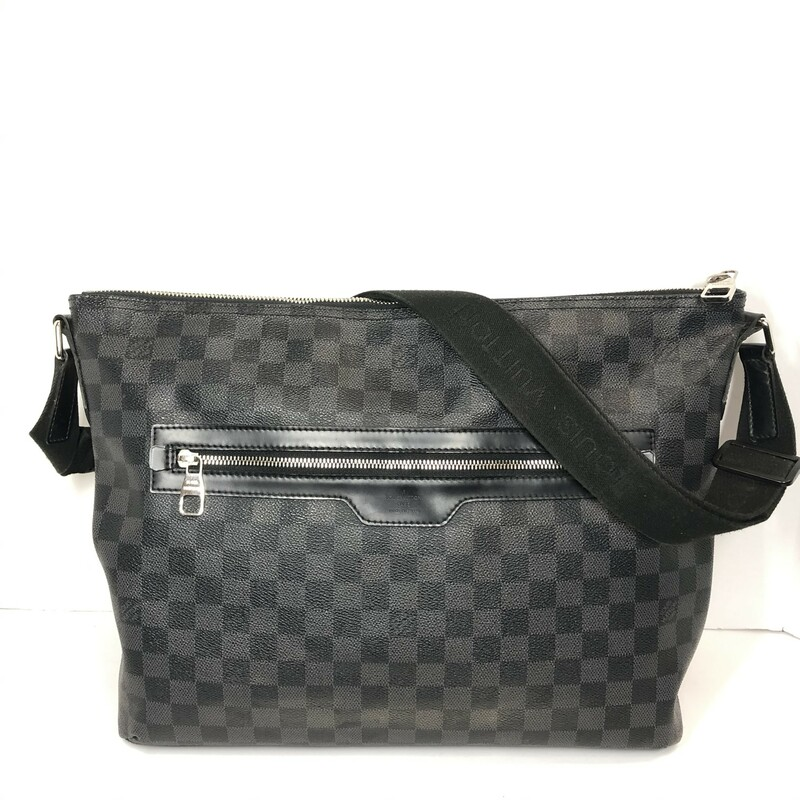 Louis Vuitton Mick MM Damier Graphite, $995