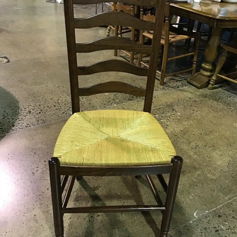 Ladder Back Chair.