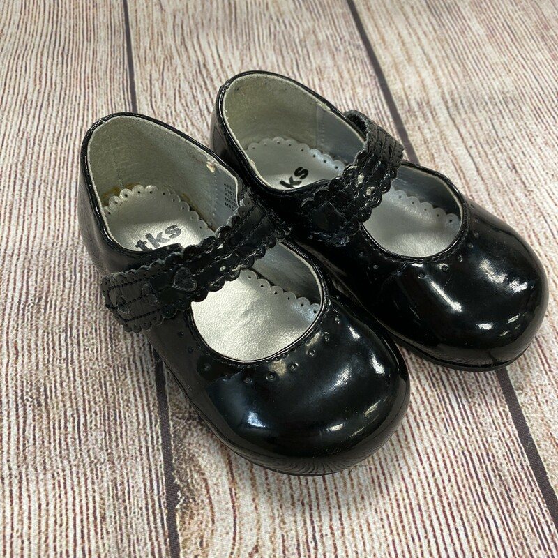 TKS MJ, Black, Size: Shoe 4