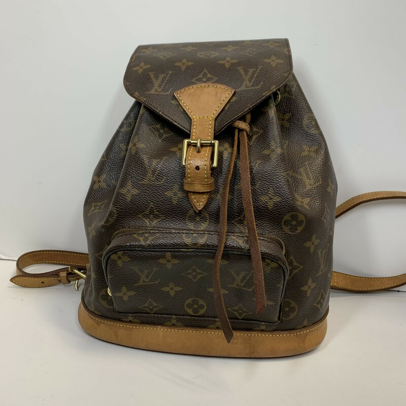 Louis Vuitton Backpack, $995.00