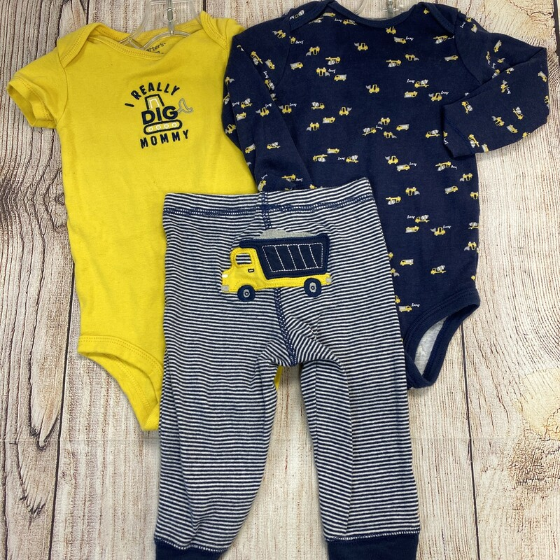Carters 3 Pc.