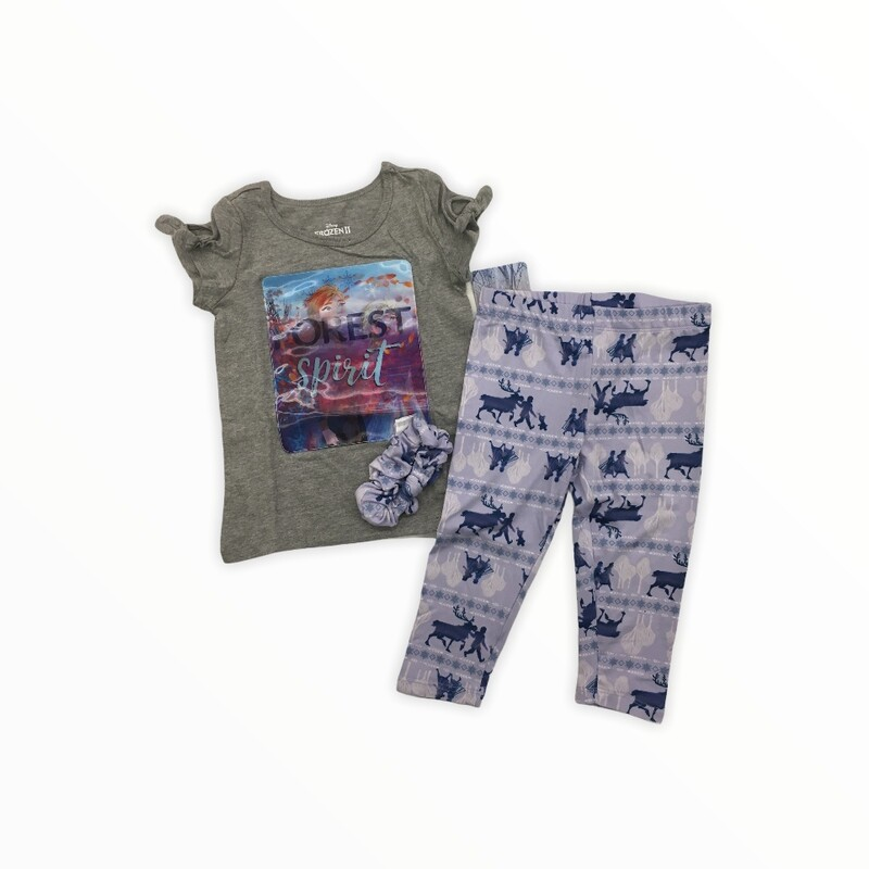 3pc Shirt/Pants/Hair NWT, Girl, Size: 6x<br /> <br /> #resalerocks #disney #pipsqueakresale #vancouverwa #portland #reusereducerecycle #fashiononabudget #chooseused #consignment #savemoney #shoplocal #weship #keepusopen #shoplocalonline #resale #resaleboutique #mommyandme #minime #fashion #reseller                                                                                                                                      Cross posted, items are located at #PipsqueakResaleBoutique, payments accepted: cash, paypal & credit cards. Any flaws will be described in the comments. More pictures available with link above. Local pick up available at the #VancouverMall, tax will be added (not included in price), shipping available (not included in price), item can be placed on hold with communication, message with any questions. Join Pipsqueak Resale - Online to see all the new items! Follow us on IG @pipsqueakresale & Thanks for looking! Due to the nature of consignment, any known flaws will be described; ALL SHIPPED SALES ARE FINAL. All items are currently located inside Pipsqueak Resale Boutique as a store front items purchased on location before items are prepared for shipment will be refunded.