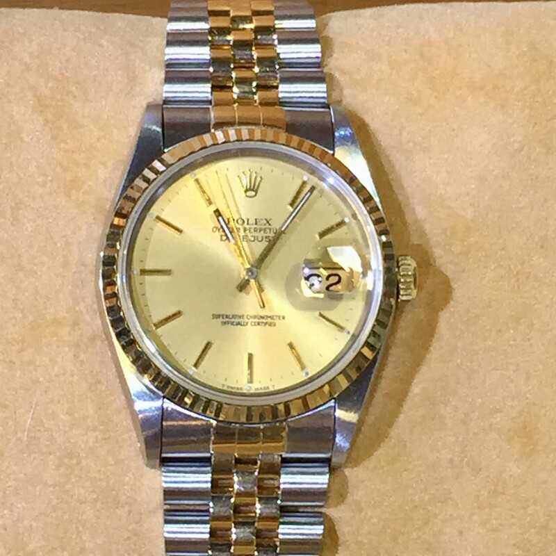 Datejust 36 94 Tutone Jub.