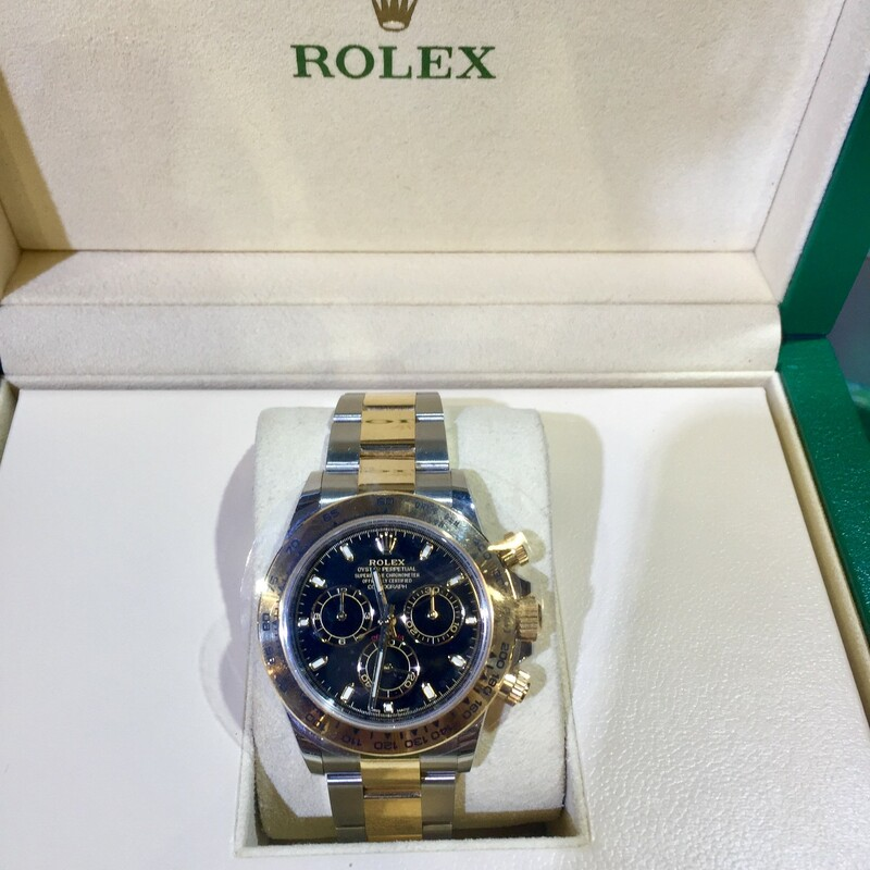 Rolex Daytona 116503 Box.