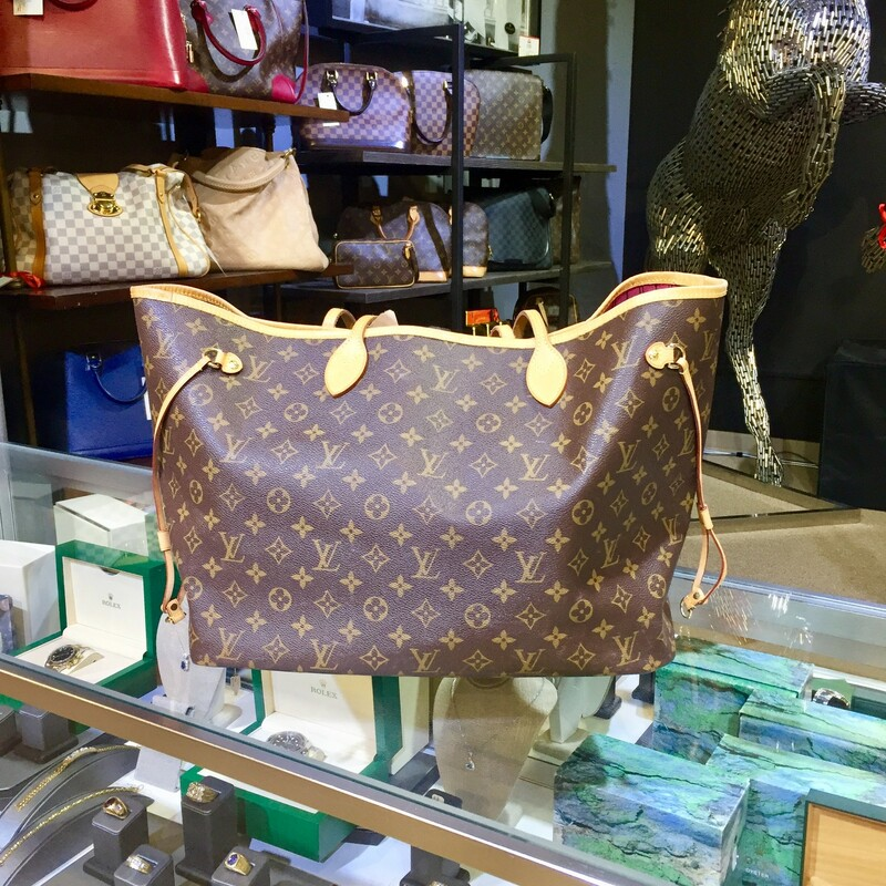 NEVERFULL GM MONO.