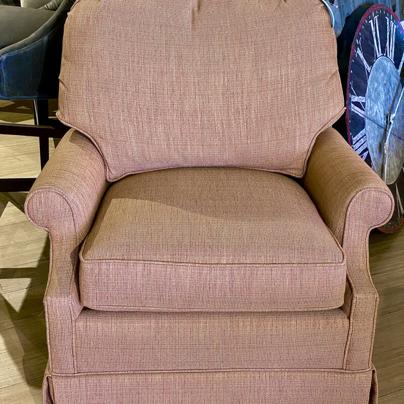 Temple Swivel Chair Size: 32x30x32
