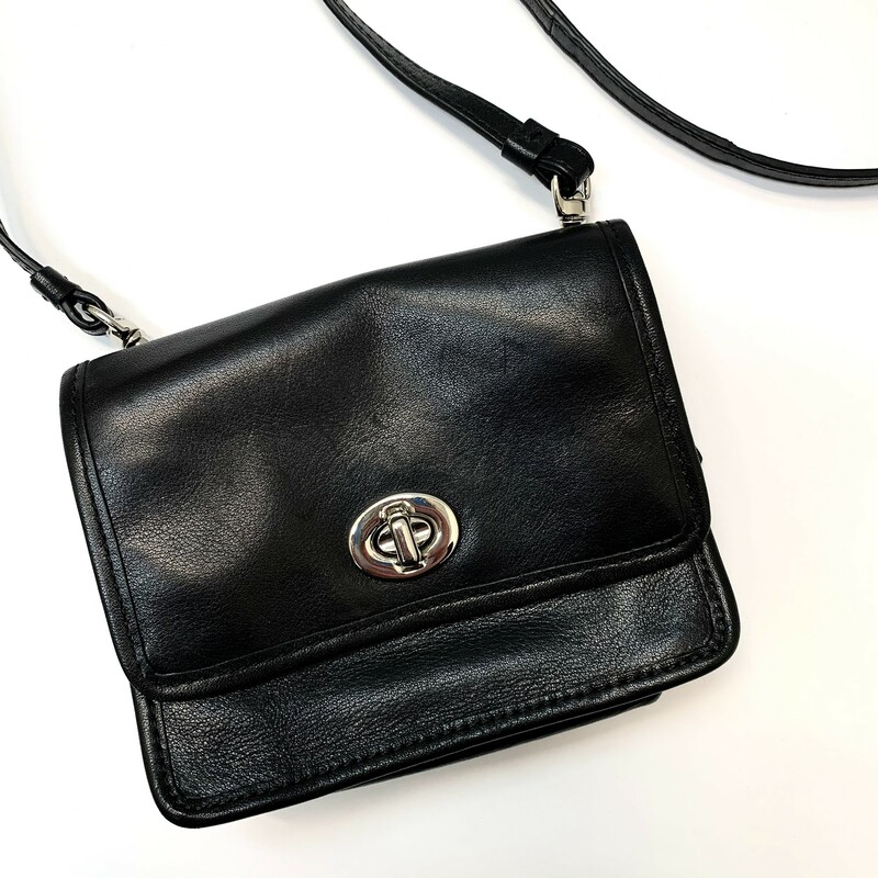 Coach Mini Legacy Bag.