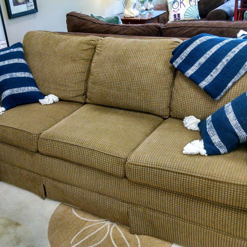 Textured Velour Sofabed