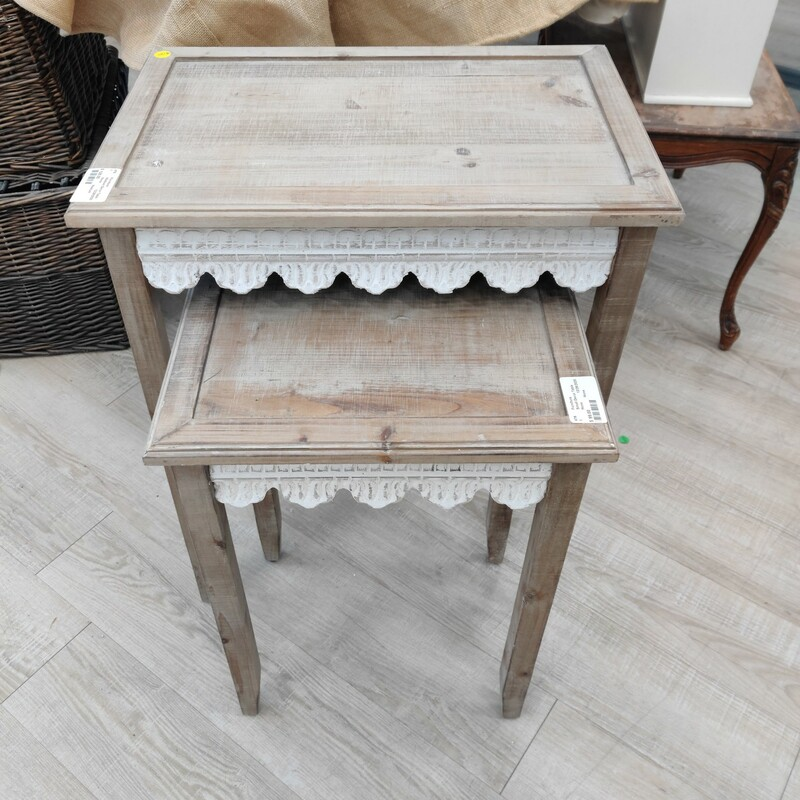 Small Nesting Table
