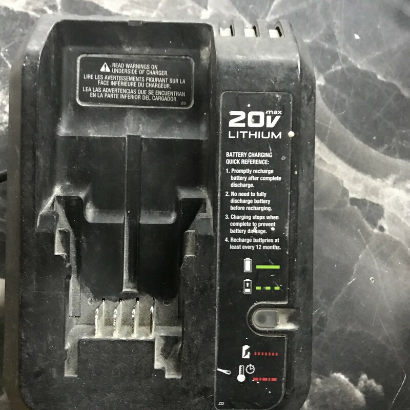 Battery Charger, Porter cable 20V