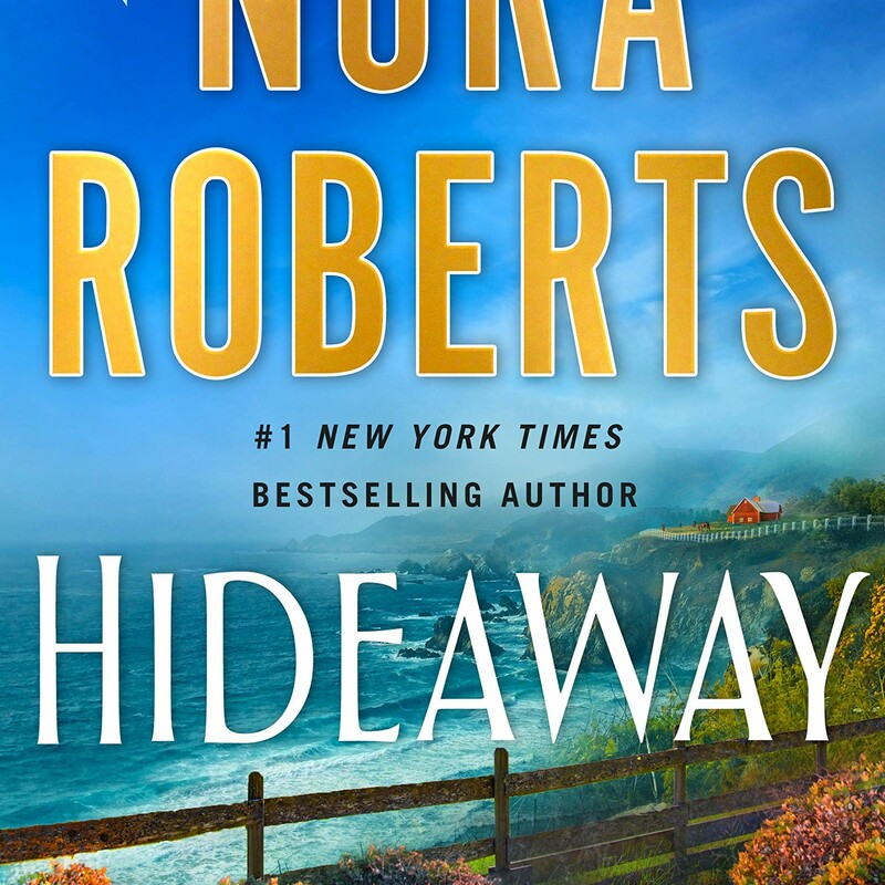Audio CD's<br /> <br /> Hideaway<br /> by Nora Roberts (Goodreads Author)<br /> <br /> A family ranch in Big Sur country and a legacy of Hollywood royalty set the stage for Nora Roberts' emotional new suspense novel.<br /> <br /> Caitlyn Sullivan, a daughter of Hollywood royalty, was already a star at ten, but still loved to play hide-and-seek with her cousins at the family home in Big Sur. It was during one of those games that she disappeared.<br /> <br /> Despite her glamorous background, Cate was a shrewd, scrappy survivor, and she managed to escape her abductors. Dillon Cooper was shocked to find the bruised and terrified girl huddled in his ranch house kitchen—but when the teenager and his family heard her story they provided refuge and comfort, reuniting her with her loved ones.<br /> <br /> Cate's ordeal, though, was far from over. First came the discovery of a betrayal that would send someone she'd trusted to prison. Then there were years away in Ireland, sheltered and protected but with restlessness growing in her soul. Then, finally, she returned to Los Angeles, hoping to act again and get past the trauma that had derailed her life. What she didn't yet know was that two seeds had been planted that long-ago night—one of a great love, and one of a terrible vengeance…