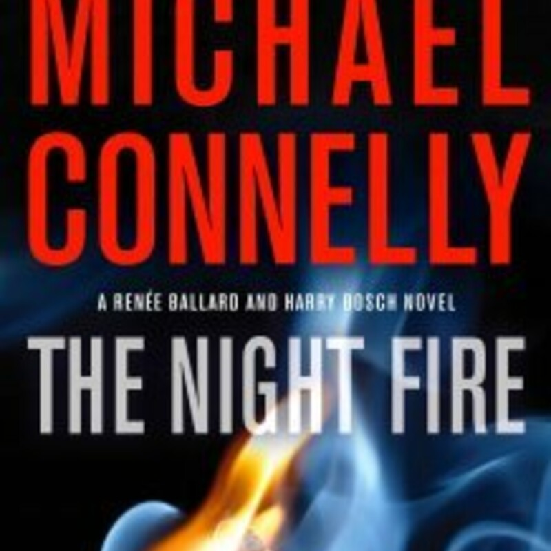 Audio Cd's<br /> <br /> The Night Fire<br /> (Harry Bosch #22)<br /> by Michael Connelly (Goodreads Author)<br /> <br /> Harry Bosch and LAPD Detective Renee Ballard come together again on the murder case that obsessed Bosch's mentor, the man who trained him -- new from #1 New York Times bestselling author Michael Connelly<br /> <br /> Back when Harry Bosch was just a rookie homicide detective, he had an inspiring mentor who taught him to take the work personally and light the fire of relentlessness for every case. Now that mentor, John Jack Thompson, is dead, but after his funeral his widow hands Bosch a murder book that Thompson took with him when he left the LAPD 20 years before -- the unsolved killing of a troubled young man in an alley used for drug deals.<br /> <br /> Bosch brings the murder book to Renée Ballard and asks her to help him find what about the case lit Thompson's fire all those years ago. That will be their starting point.<br /> <br /> The bond between Bosch and Ballard tightens as they become a formidable investigation team. And they soon arrive at a worrying question: Did Thompson steal the murder book to work the case in retirement, or to make sure it never got solved?