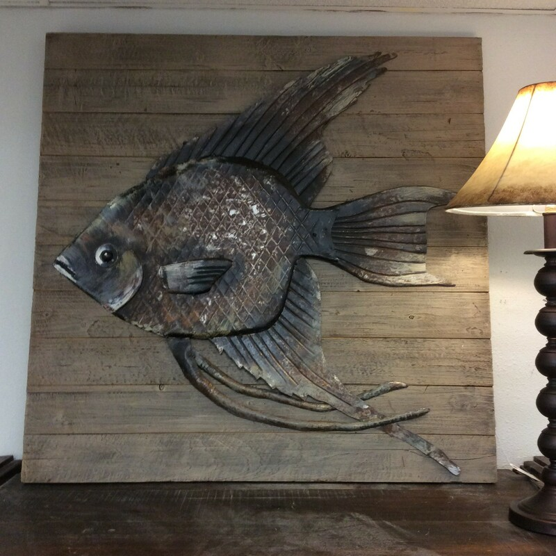 UTTERMOST Fish Wall Art.