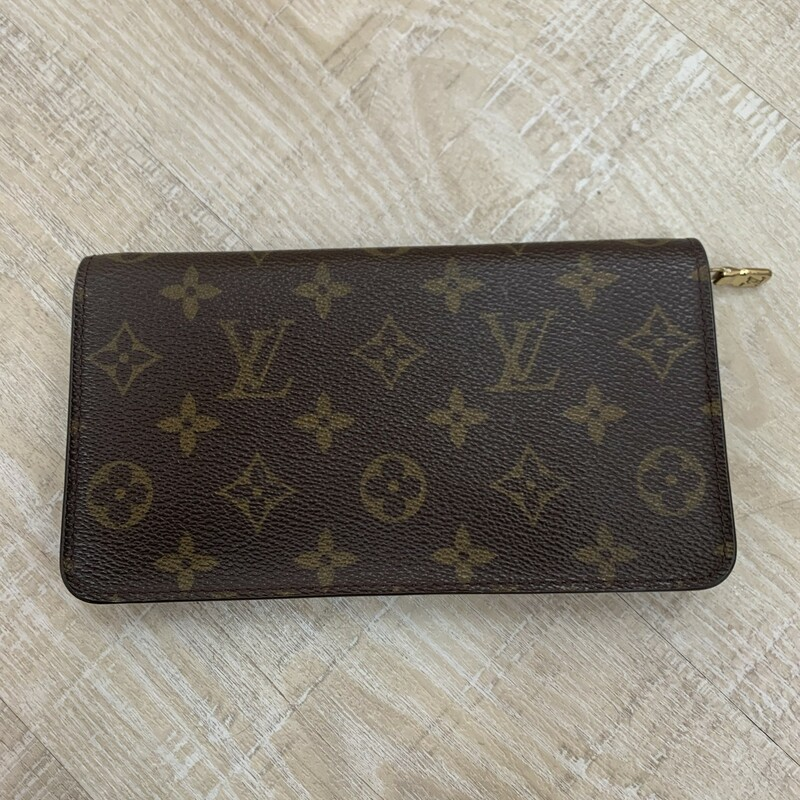 Louis Vuitton Porte Monna.
