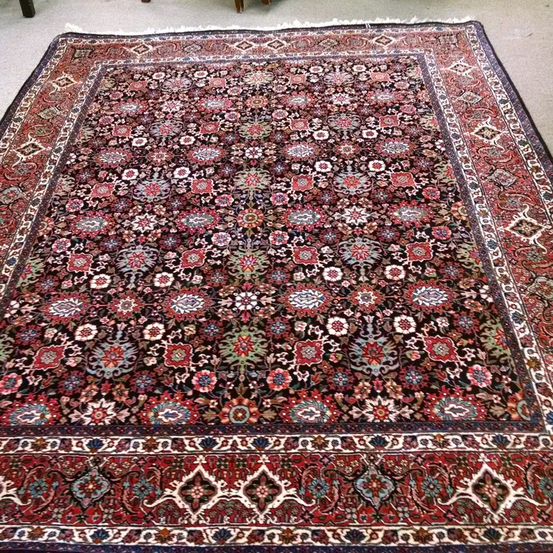 6x9 Handknotted Area Rug