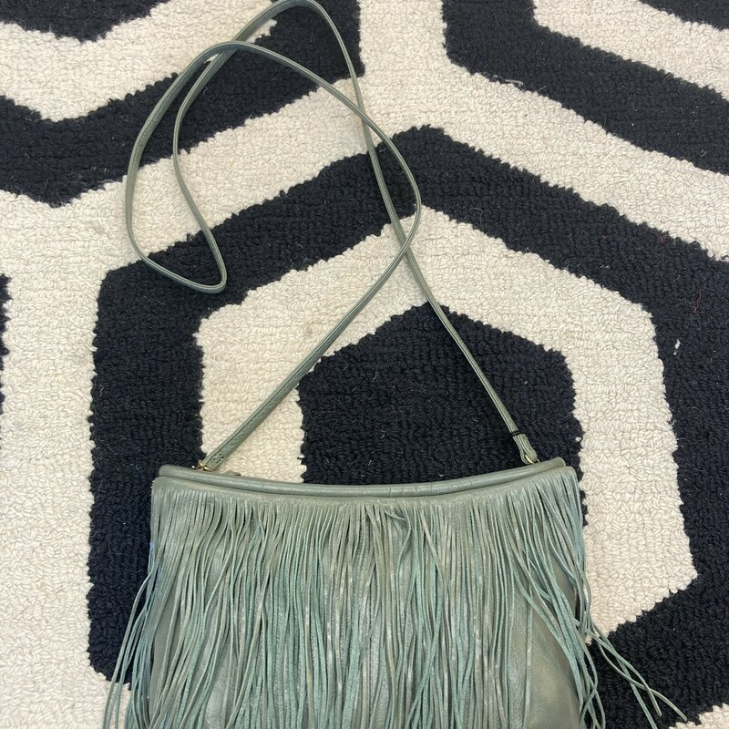 Hobo Purse W/fringe.
