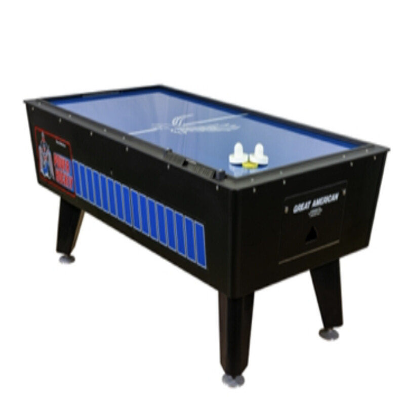 Air Hockey.