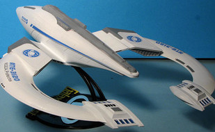 Sci-Fi and Space Model Kits, including the Monster Kit Re-Issues, New Star Wars & Star Trek Kits