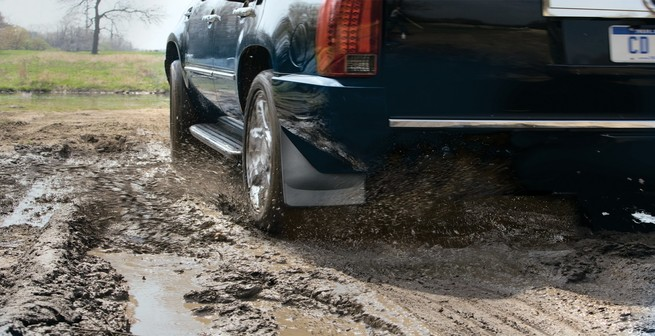 WeatherTech®  Mud Flaps