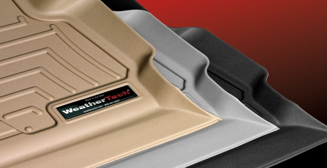 WeatherTech® Digital Fit Floor Liners