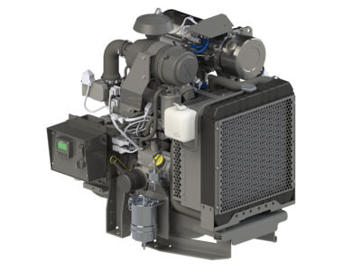 3TNV88C 36 HP Open Power Unit