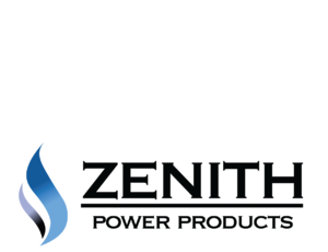 Zenith Engine Distributor logo.