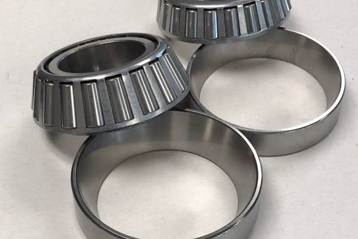 REM Polished Wheel Bearings