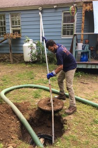Septic Tank Cleaning in CT.