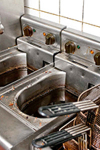 Commercial Grease Trap Services.