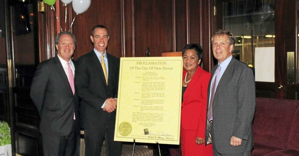 City declares day honoring law firm