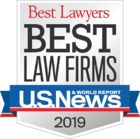 U.S. News & World Report & Best Lawyers Recognize John F. Buckley, Jr. 2019