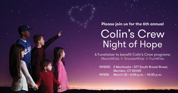 BWP Sponsors Colin's Crew 6th Annual Night of Hope