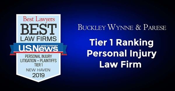 "Buckley Wynne & Parese Recognized as Top Tier Firm in 2019 U.S. News & World Report - Best Lawyers ""Best Law Firm"" Rankings"