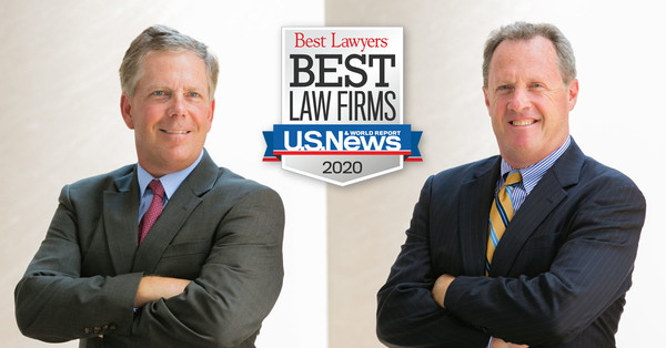 "John Wynne & John Buckley recognized in 2020 U.S. News & World Report ""Best Lawyers"" Rankings"