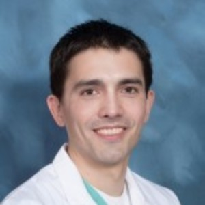 Daniel MacArthur, M.D. photo.