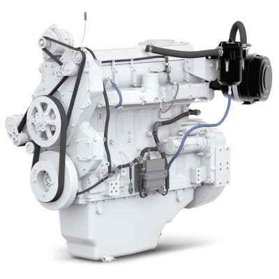 Variable Speed Auxiliary Engines