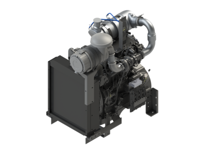 4045TFC03 74 HP Open Power Unit