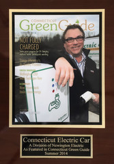Connecticut Green Guide Magazine Cover